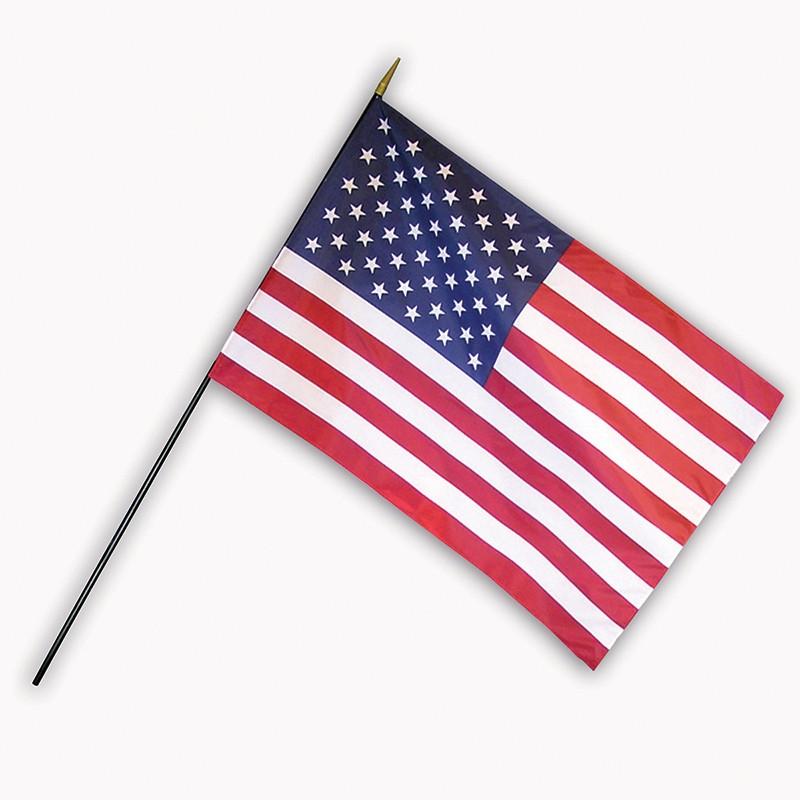 US CLASSROOM FLAGS 12X18