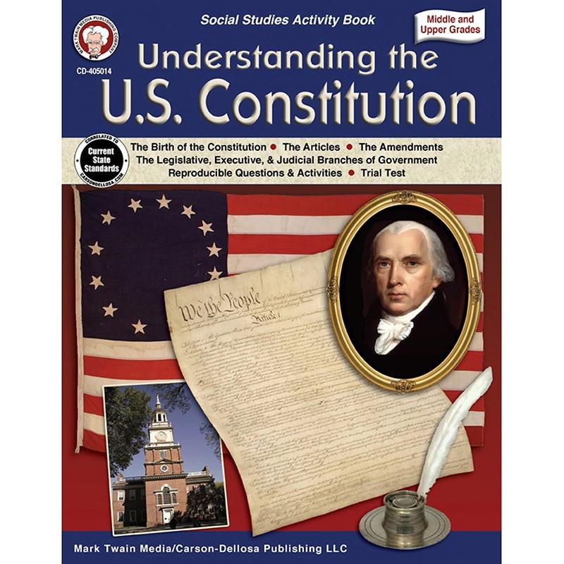 UNDERSTANDING CONSTITUTION GR 5-12