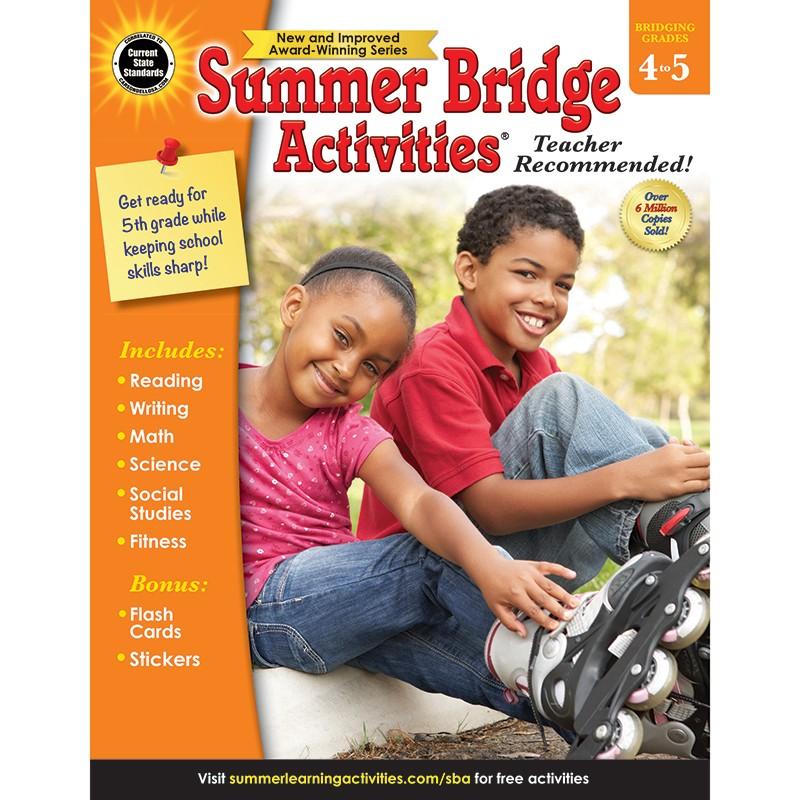 SUMMER BRIDGE ACTIVITIES GR 4-5