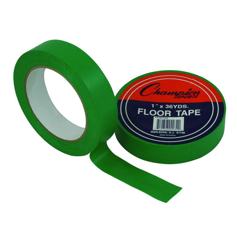 Floor Tape Green