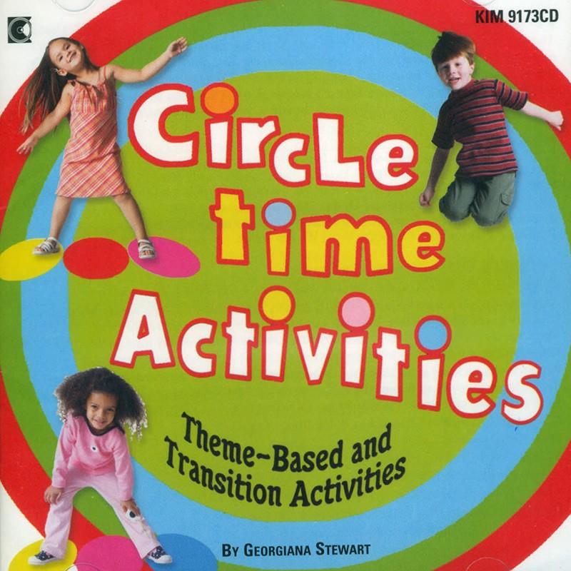 CIRCLE TIME ACTIVITIES CD
