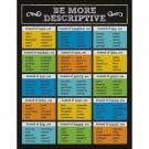 BE MORE DESCRIPTIVE CHARTLET GR 1-5