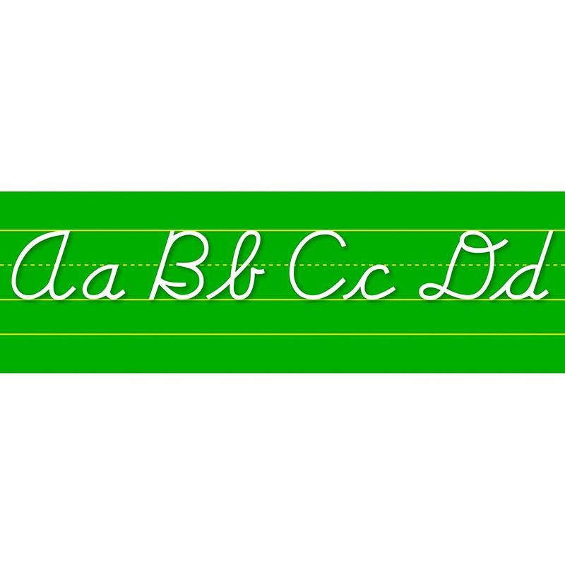 Alphabet Lines