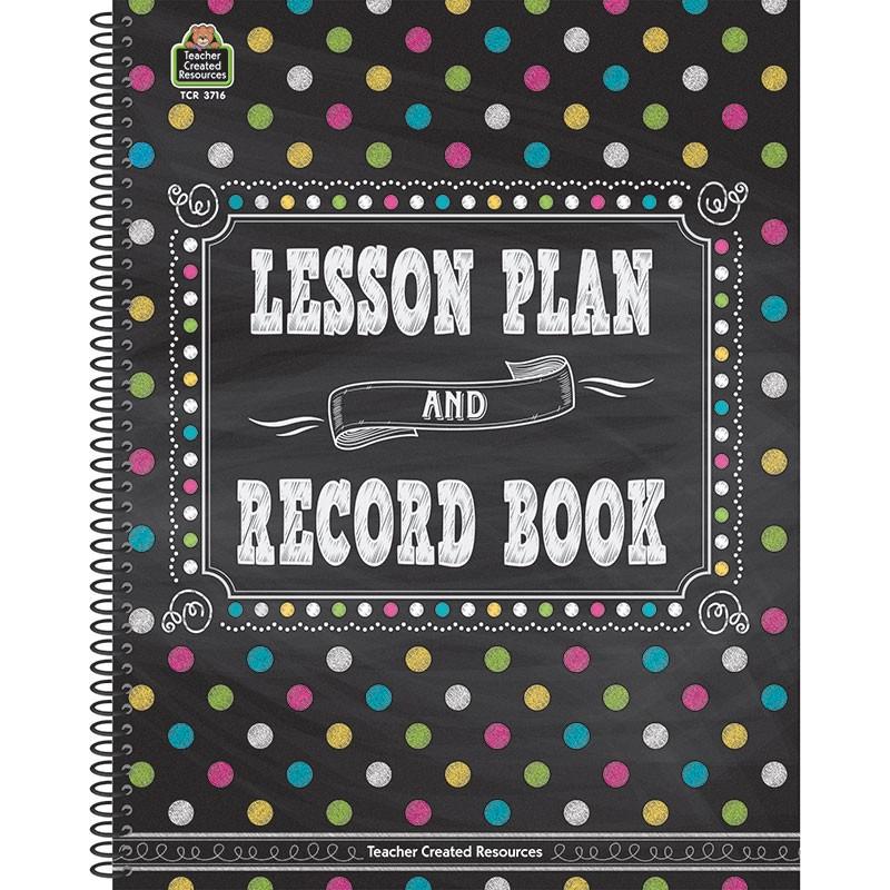 Plan & Record Books