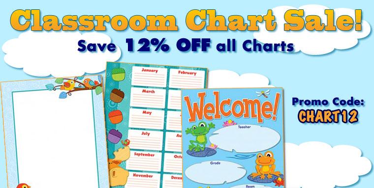 Classroom Chart Sale