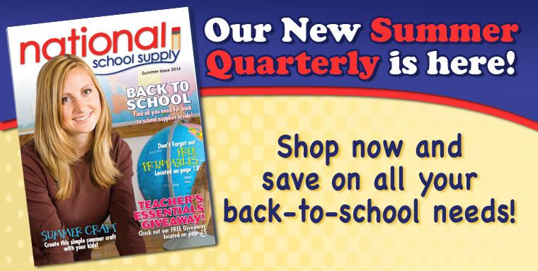 NSS Quarterly Catalog