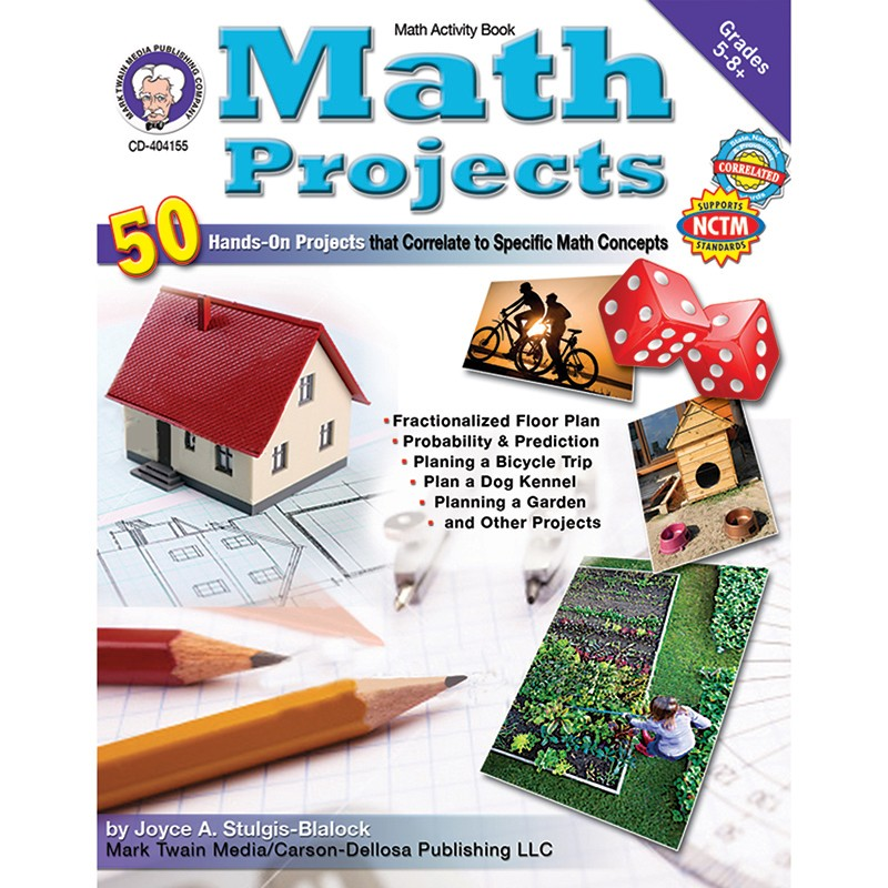 MATH PROJECTS GR 5-8