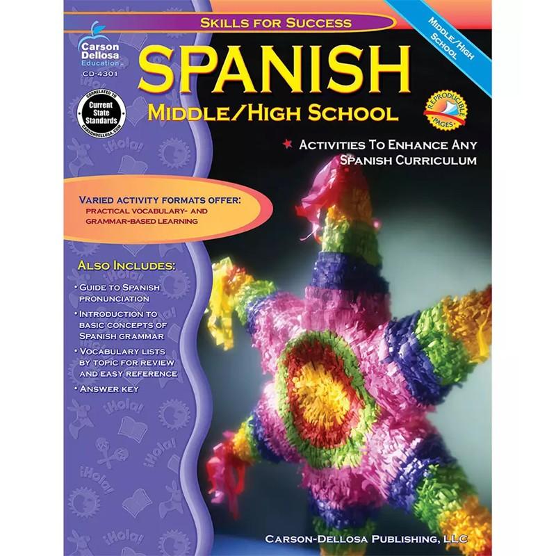 SPANISH MIDDLE/HIGH SCHOOL