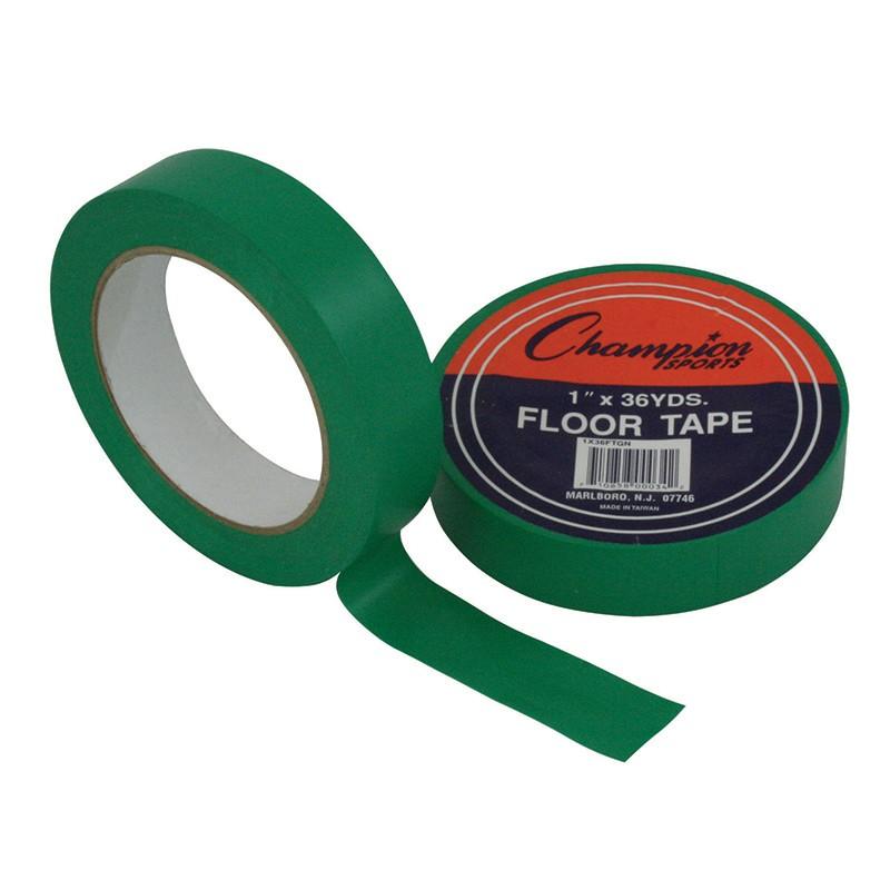 (6 RL) FLOOR TAPE GREEN