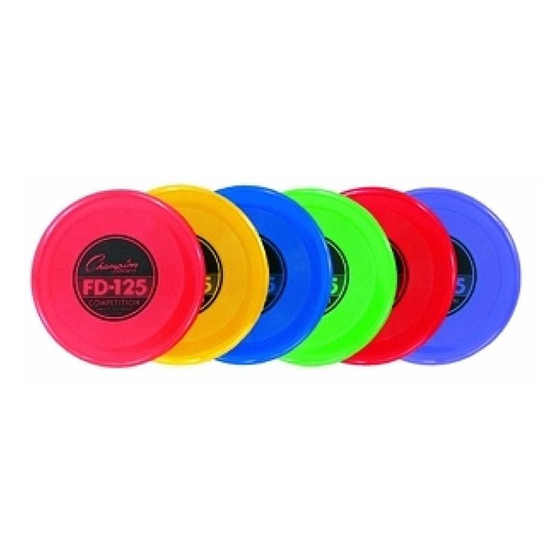 PLASTIC DISC ASSORTED COLORS