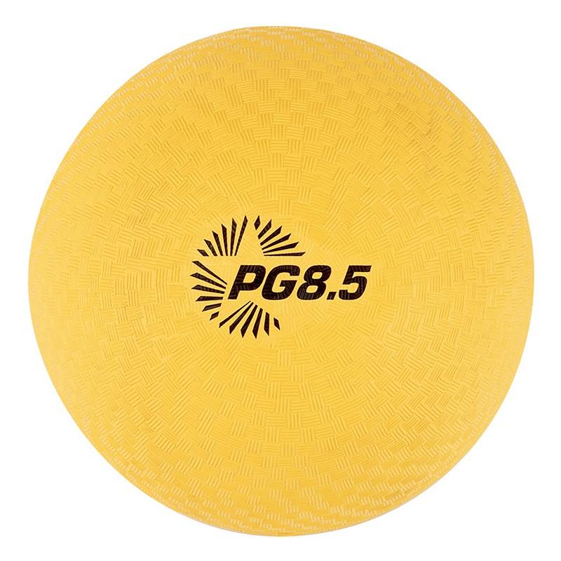 PLAYGROUND BALL 8 1/2IN YELLOW