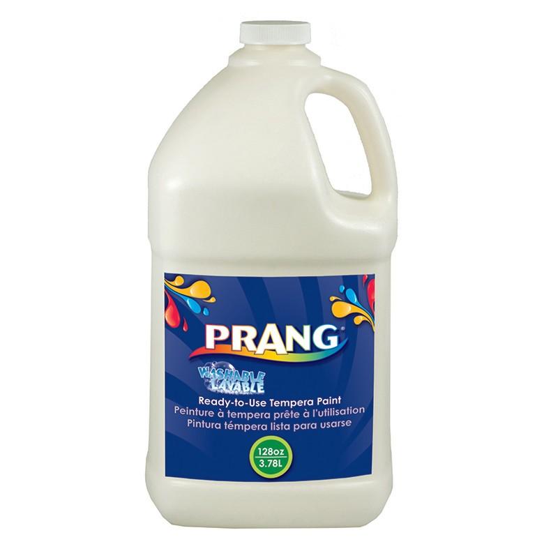 PRANG WASHABLE PAINT WHITE GALLON