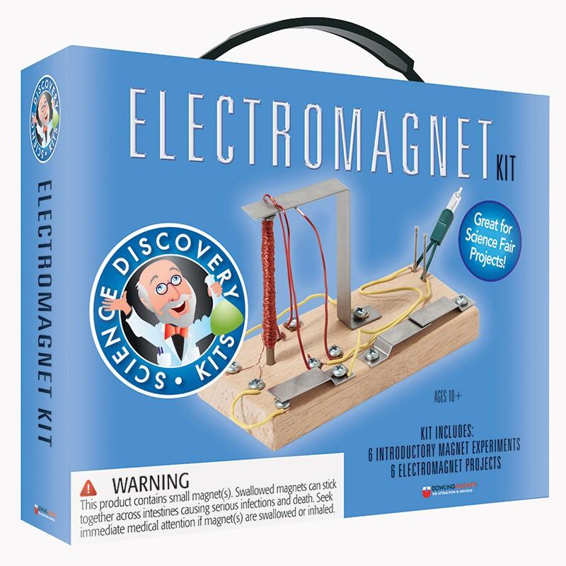 SCIENCE SET ELECTROMAGNETIC 10 YR