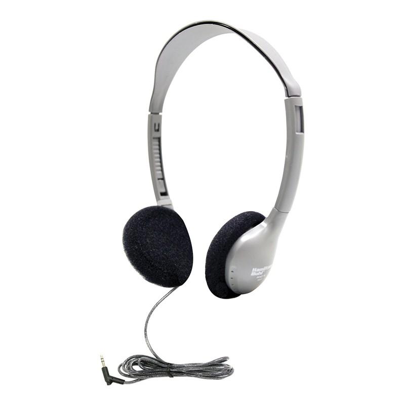 (3 EA) PRSNL STEREO MONO HEADPHONES  FOAM EAR CUSHIONS W/O VOLUME CTRL