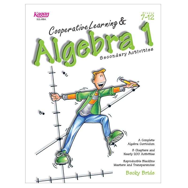COOPERATIVE LEARNING & ALGEBRA  GR 7-12