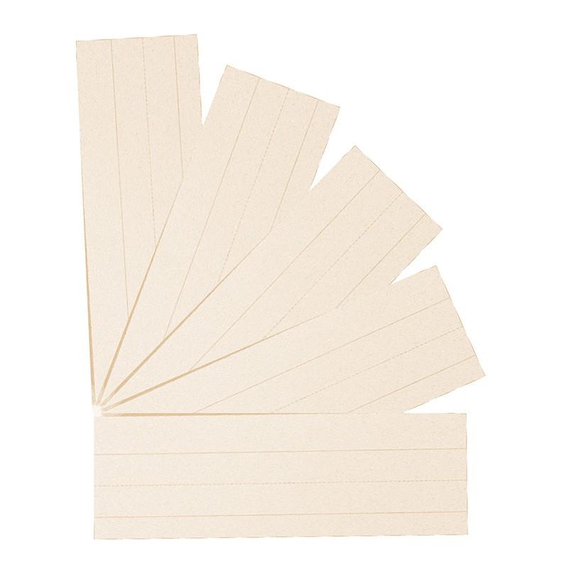 (3 PK) FLASH CARDS BLANK 2X3
