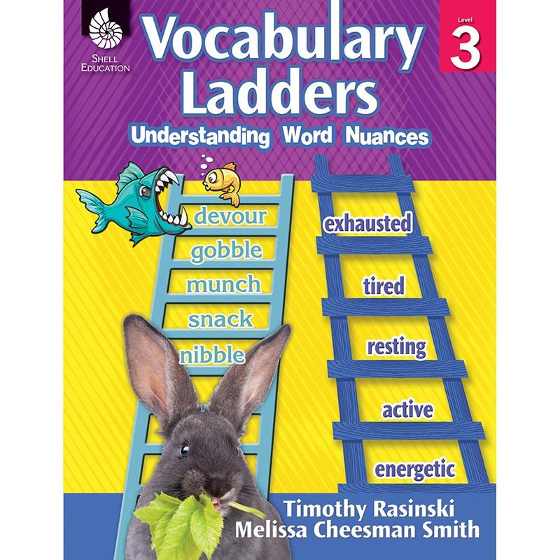 VOCABULARY LADDERS GR 3