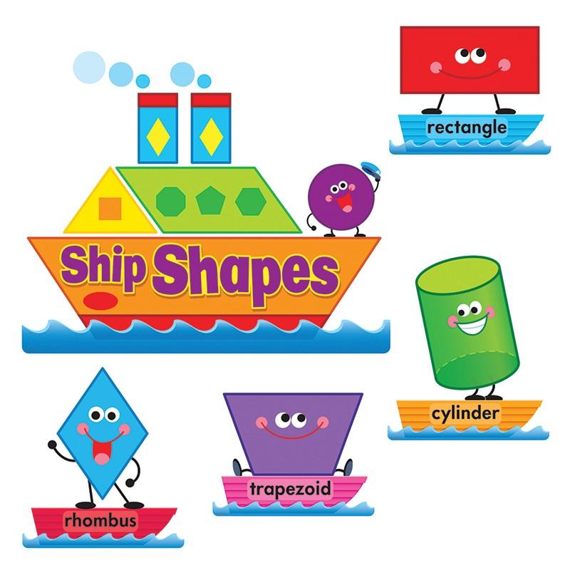 SHIP SHAPES & COLORS BB SET