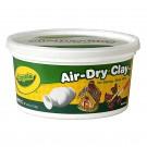 CRAYOLA AIR DRY CLAY 2.5 LBS WHITE