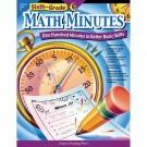 SIXTH-GR MATH MINUTES