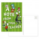 CAT IN THE HAT TEACHER CARDS