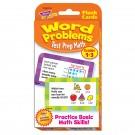 CHALLENGE CARDS TEST PREP MATH  GR 1-3 WORD PROBLEMS