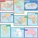 MAP CHARTS SET 9 CHARTS