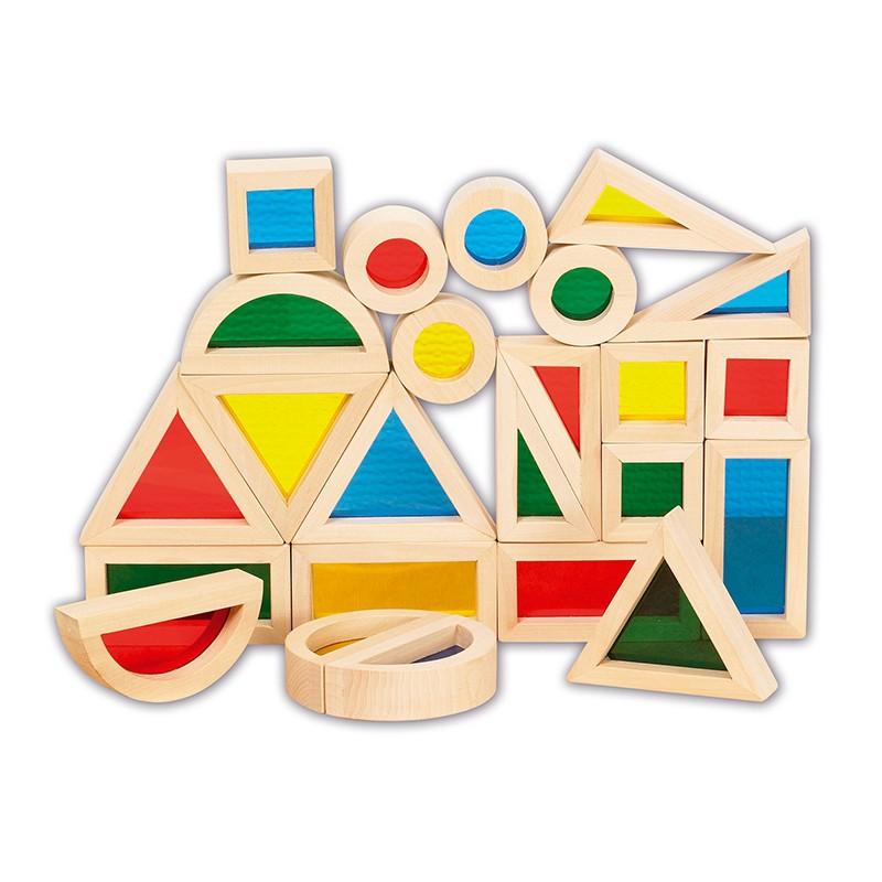 Blocks & Construction Play