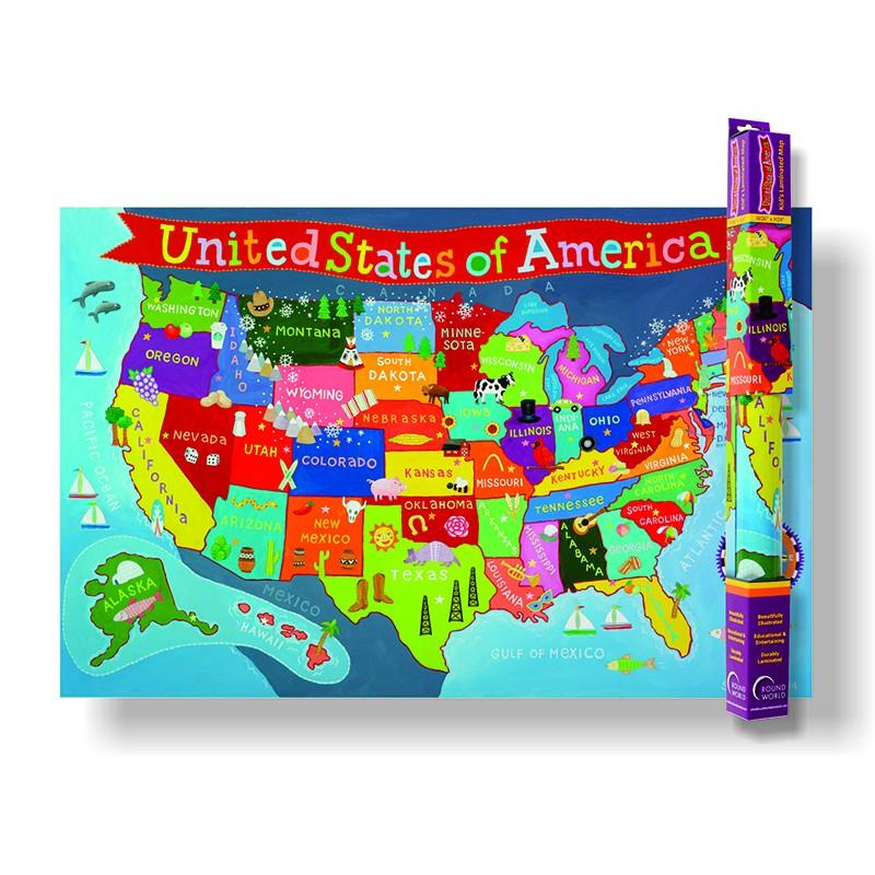 Maps & Map Skills